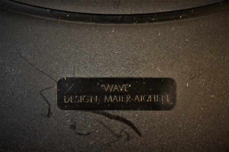 """""""Wave"""" Maier Aichen magazine rack"""
