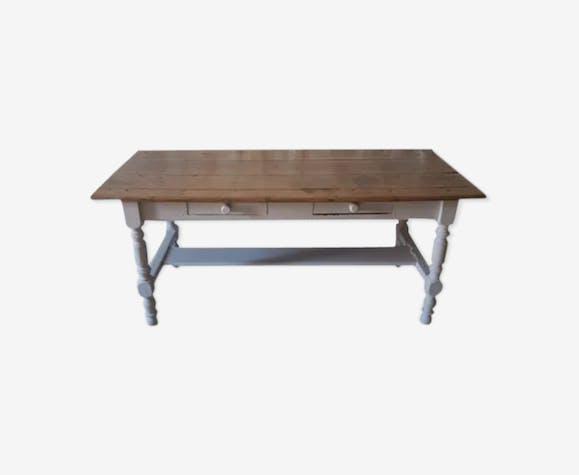 Old farm table