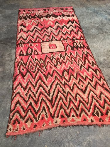 Carpet boujaad - 330 x 150 cm