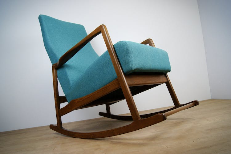 Germany 1960 rocking chair