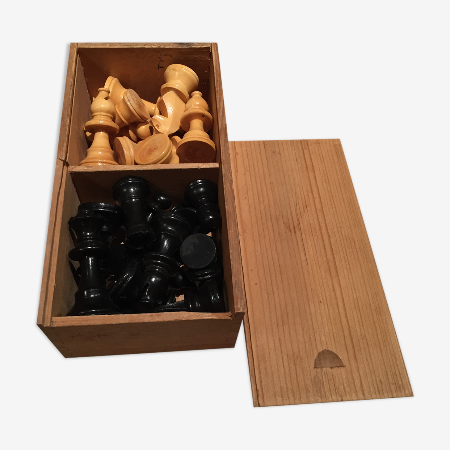Pieces for chess game