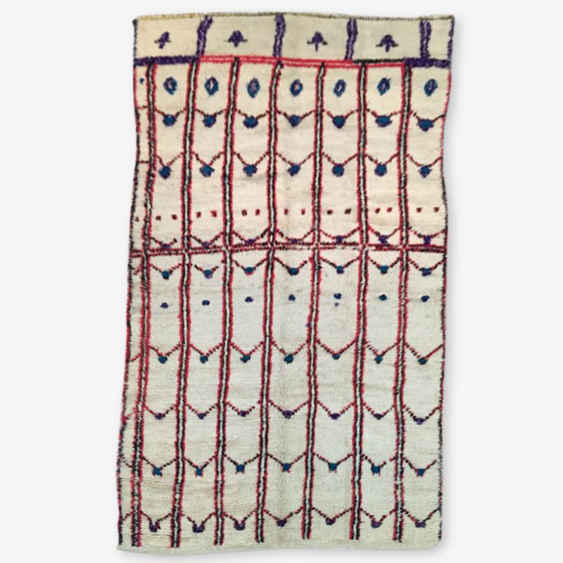 Tapis berbere, 278x141