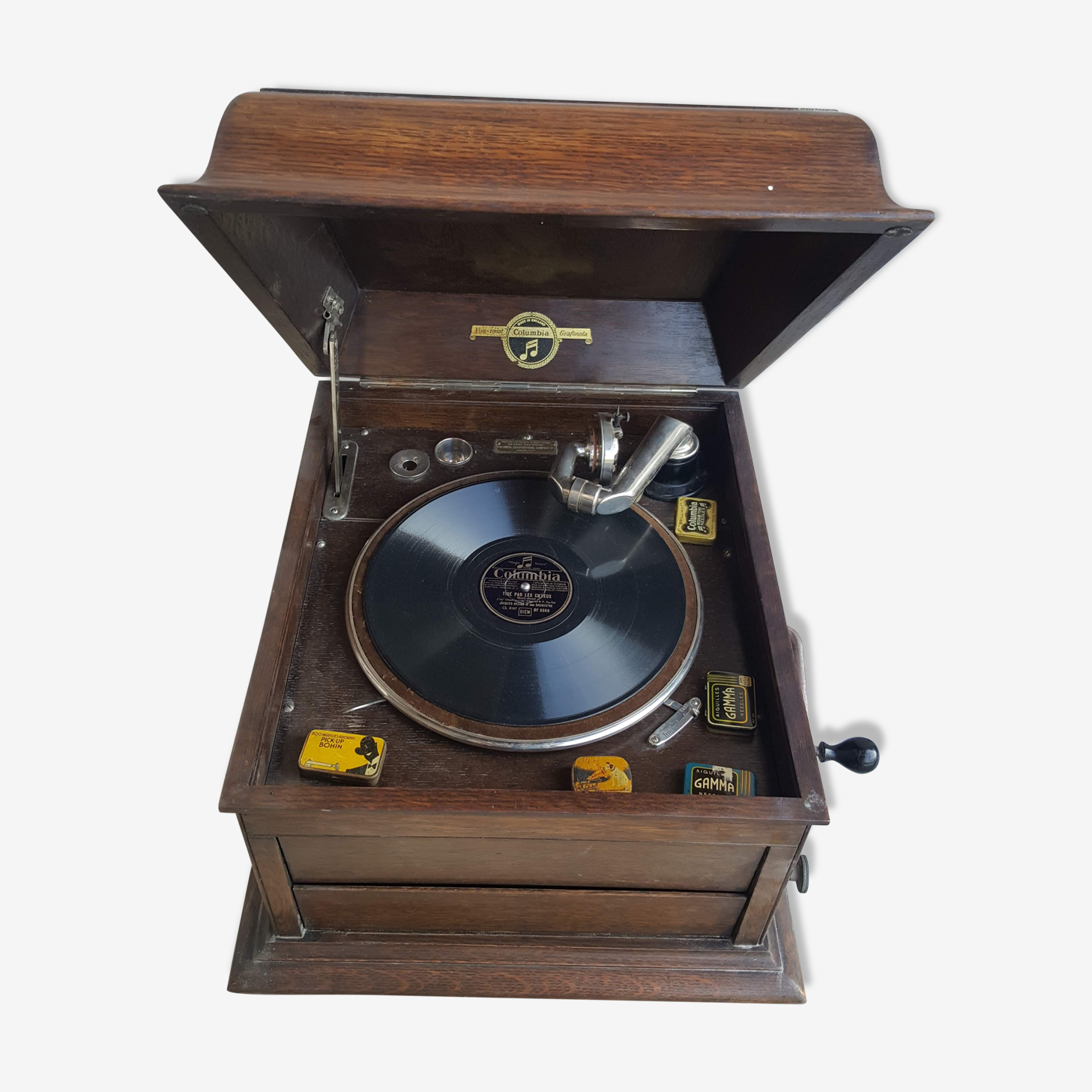 Gramophone Colombia of the 1930s