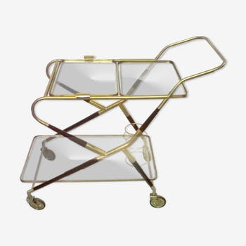 Bar cart by Cesare Lacca,1950s