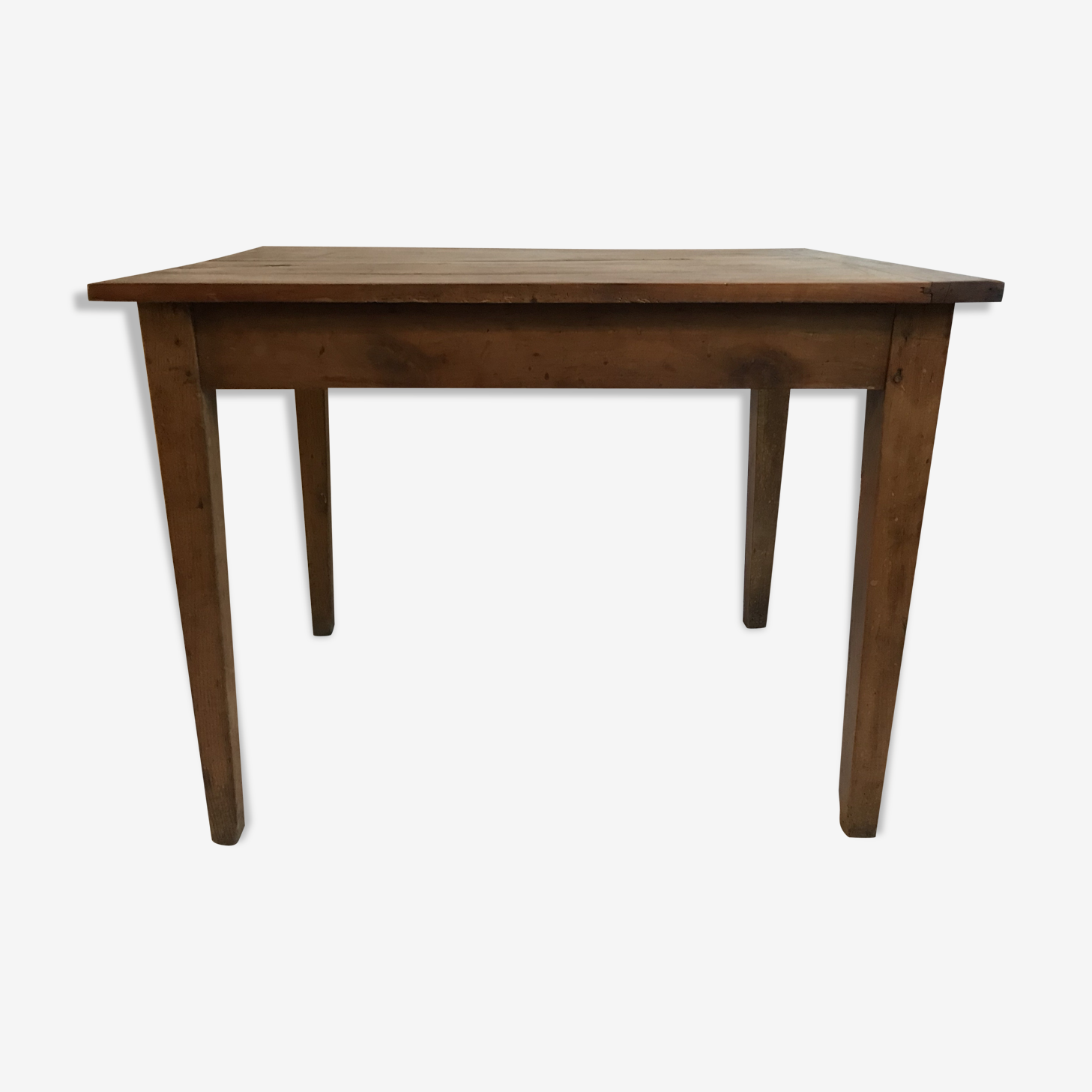 Table de ferme en bois massif
