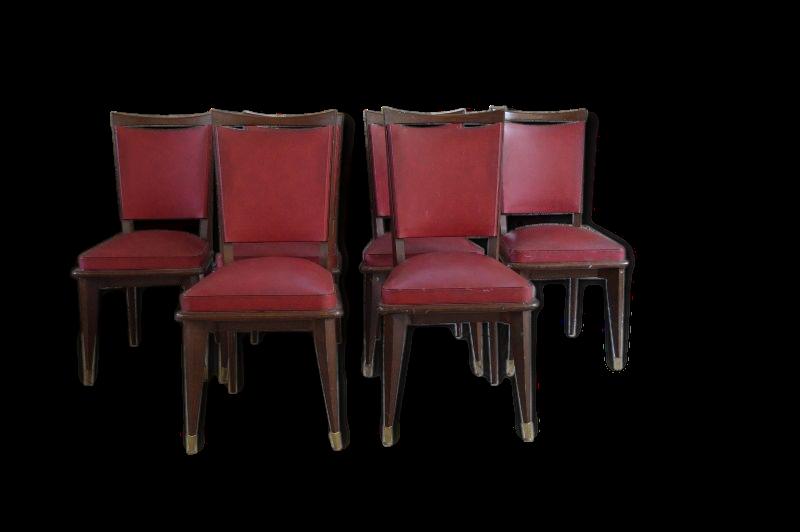 chaises lgante annes en bois et ska de salle manger beau modle