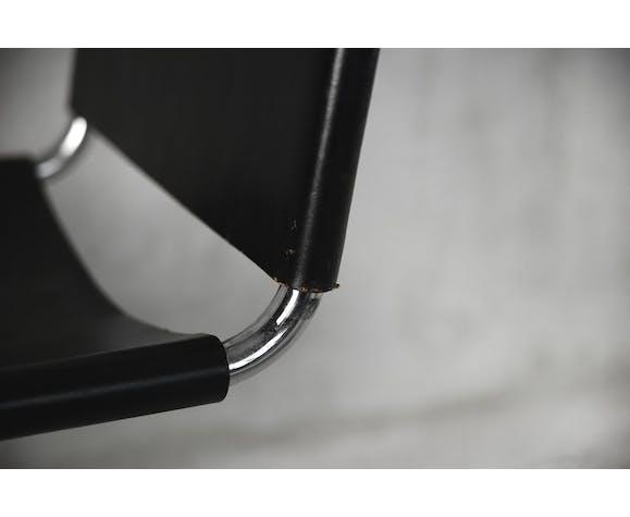 Paire de chaises MR10 par Ludwig Mies van der Rohe pour Knoll