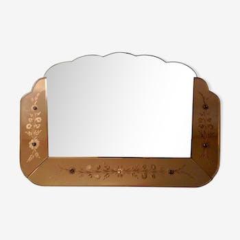 Miroir vénitien 76x53cm