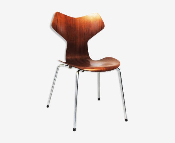 Chaise Grand Prix par Arne Jacobsen