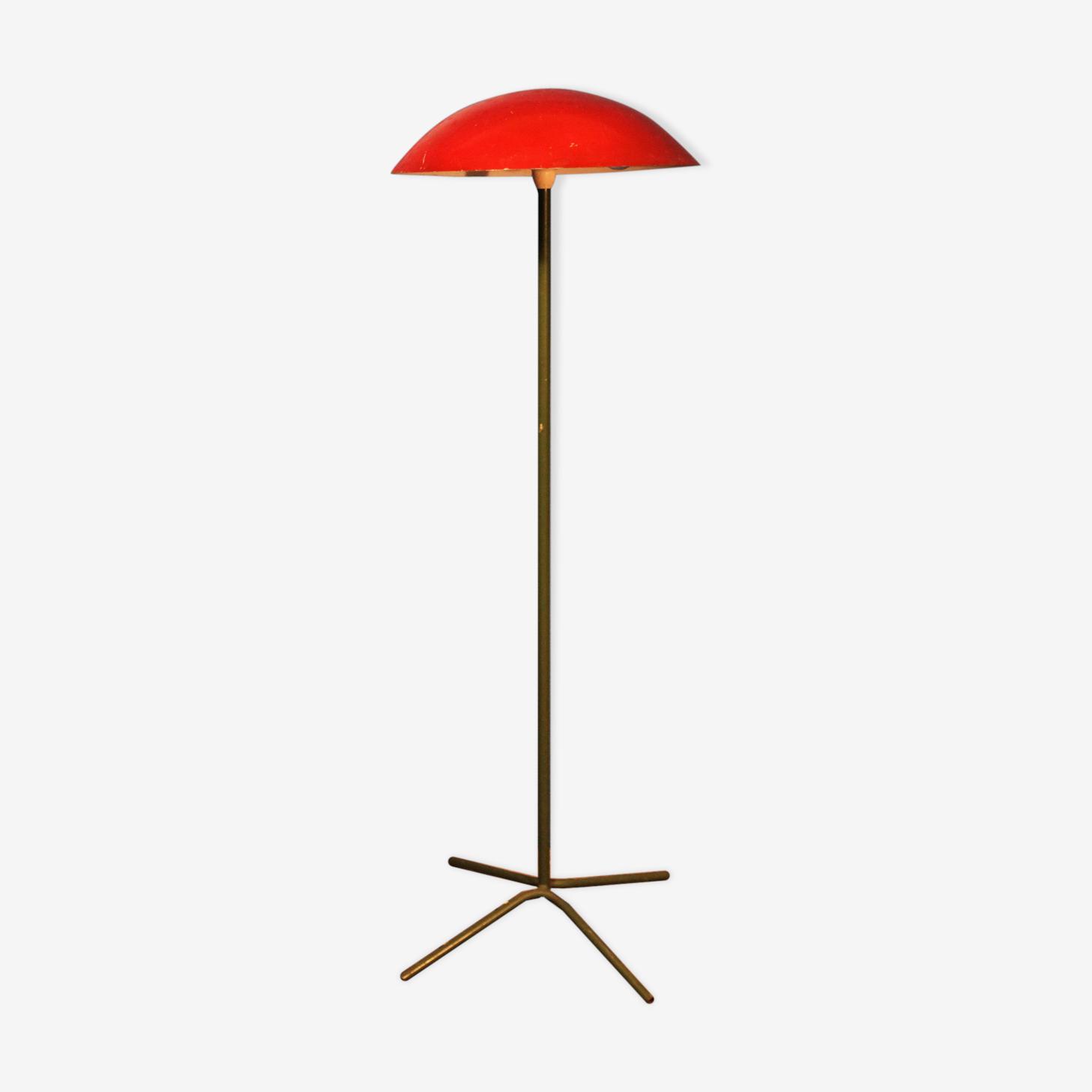 """Lampadaire """"champignon"""" années 50"""