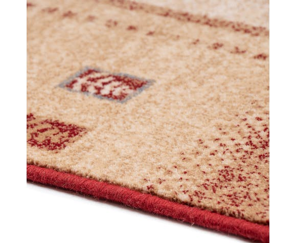 Tapis ethnique en laine 2x3 m