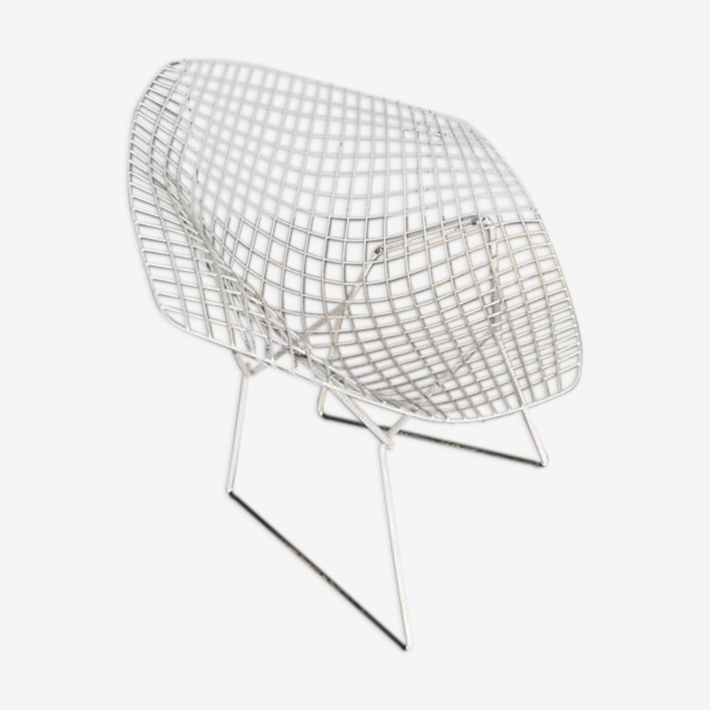 Diamond armchair by Harry Bertoia 1960