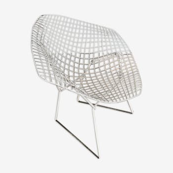 Fauteuil diamond par Harry Bertoia 1960