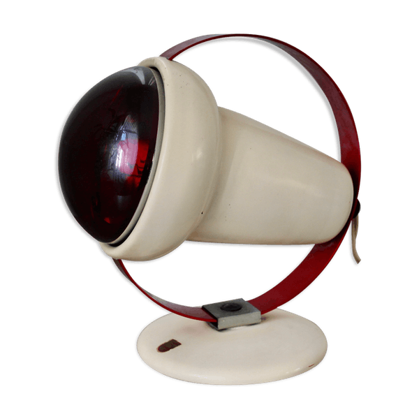 Lampe infrarouge infraphil Philips années 5060 | Selency