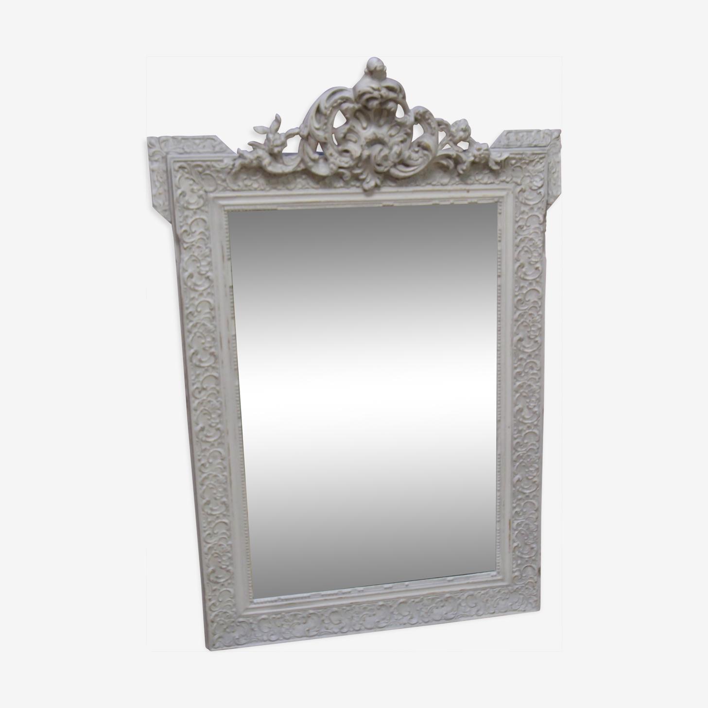 Miroir ancien style régence 84x120cm