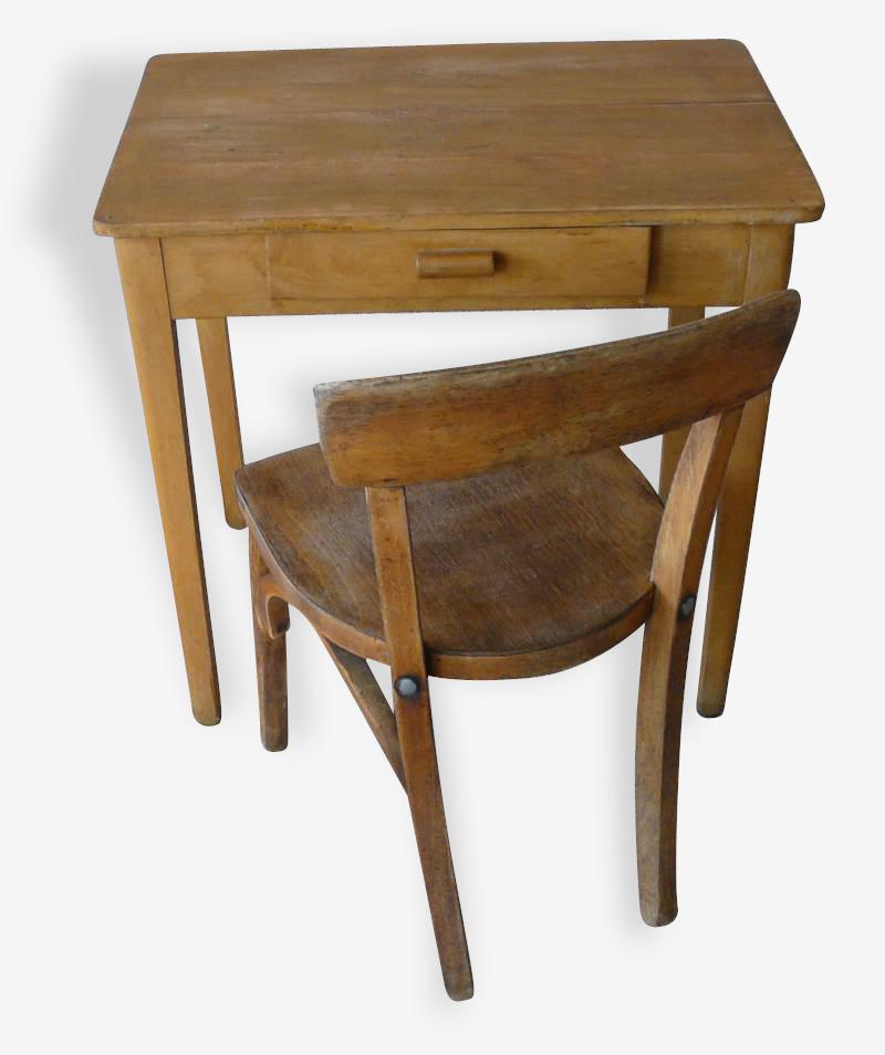 Bureau et chaise Stella