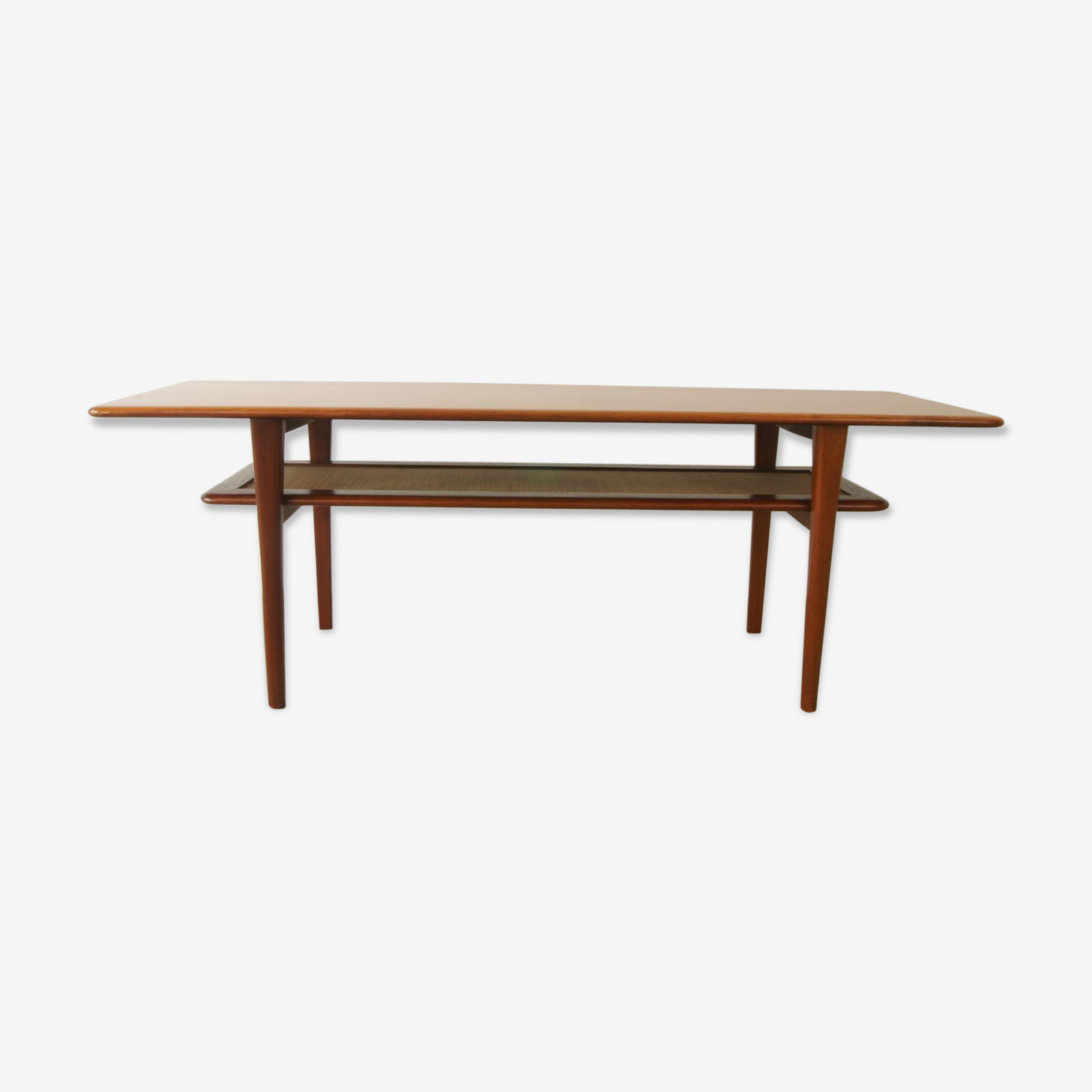 Table basse danoise années 1960's