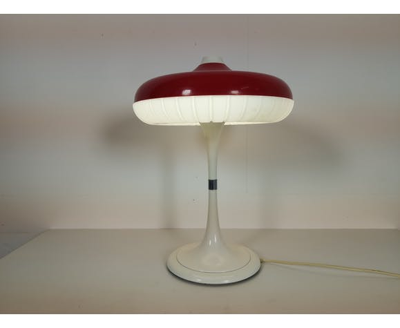 Lampe à poser Siemens Siform T années 70