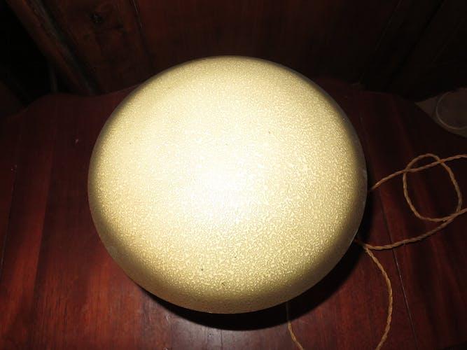 Lamp mushroom 50s