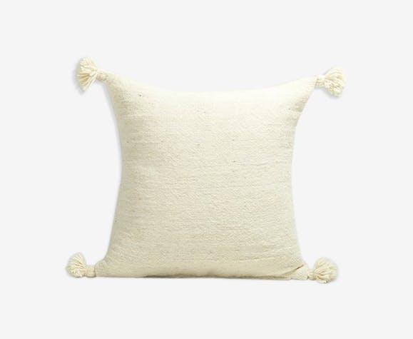 Cushion bourabeh 50 x 30 pompons