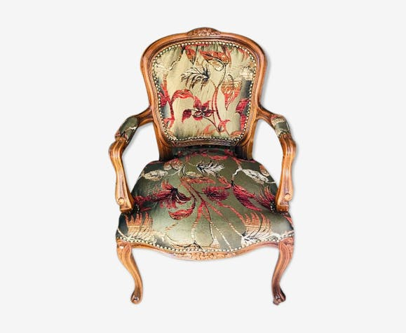 "Old armchair ""Autumn Leaves"""