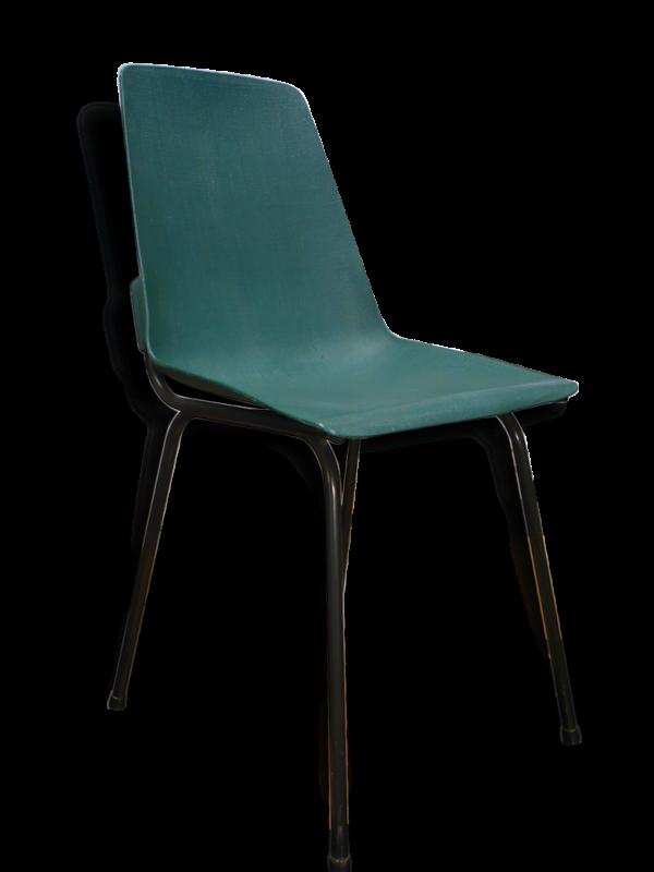 Chaise verte chaise vert anis chaise design scandinave for Chaise verte