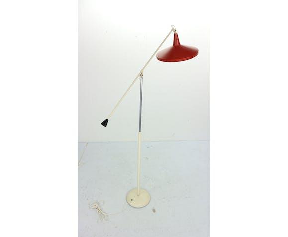 Lampadaire Giso 6350 Panama de Wim Rietveld 1957