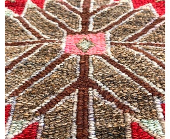 Vintage kilim carpet 85x50cm