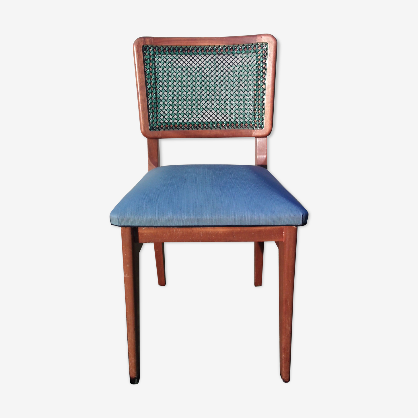 Ancienne chaise style scandinave