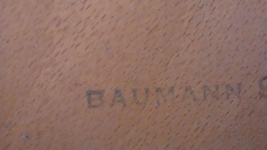 Baumann bistro chairs