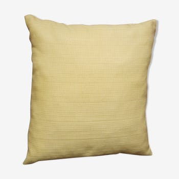 50s vintage yellow cushion