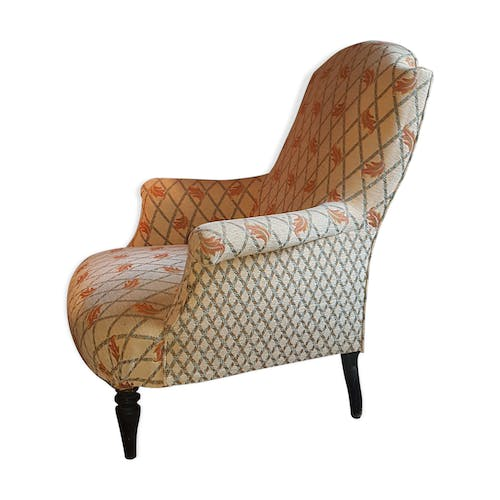 Fauteuil tissus