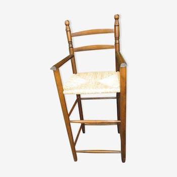 Slection De Chaises Hautes En Bois Pour Enfant Vintage