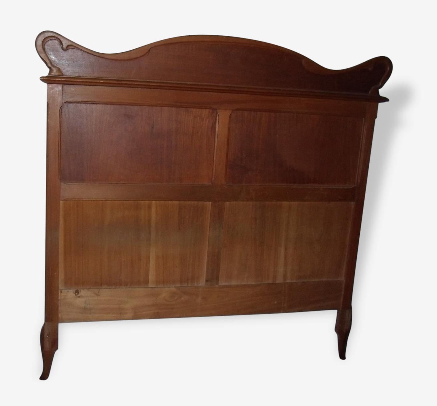 Tete De Lit 1900 Art Nouveau Bois Wood Wooden Classic 165703