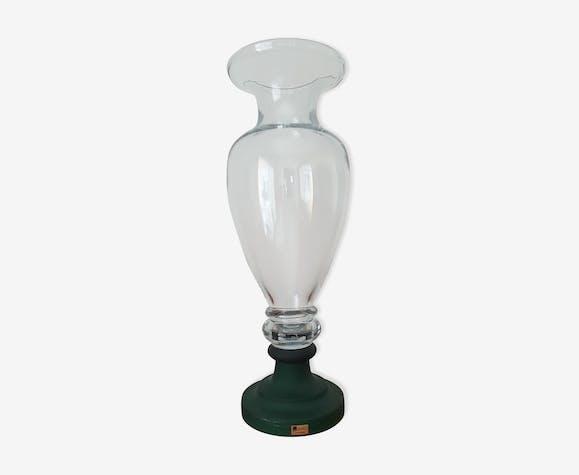 Ballustre vase large glass JM Portugal