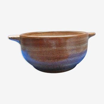 Ceramic bowl, hand painted