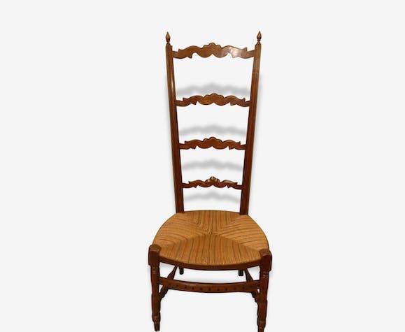Chaise De Nourrice Provencale