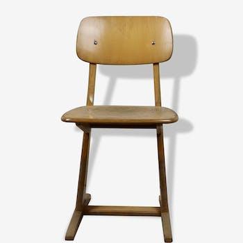 Chaises design Casala années 60