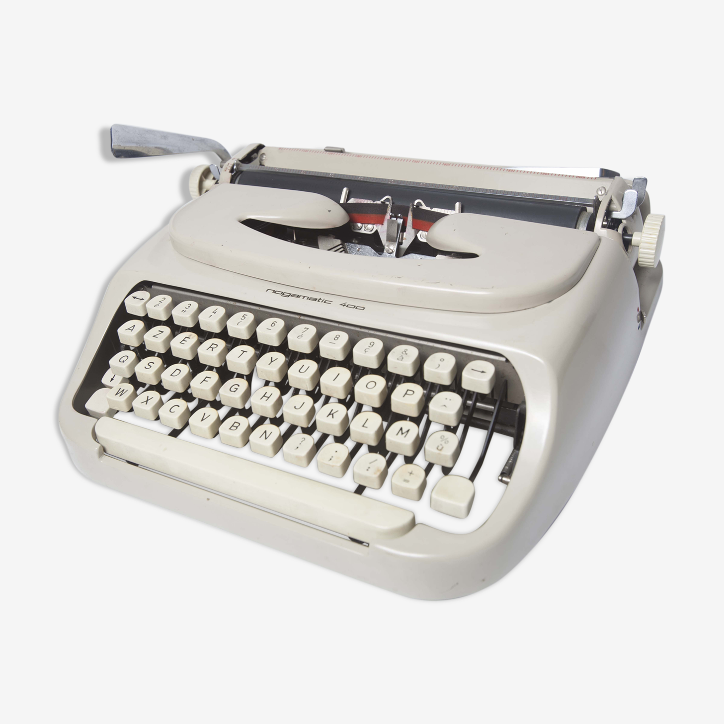 Typewriter Nogamatic 400 1960 holland