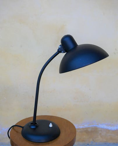 Desk lamp by Christian Dell for Kaiser Idell editions