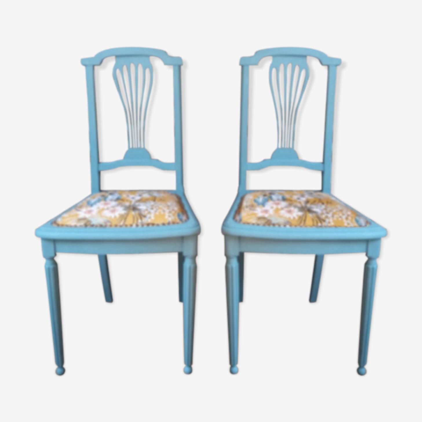 Kitchenware old chairs