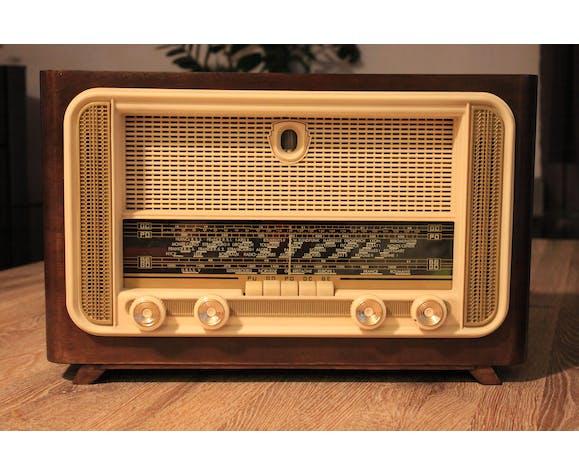 "Poste radio vintage bluetooth ""Ducretet-Thomson 58 CF"""