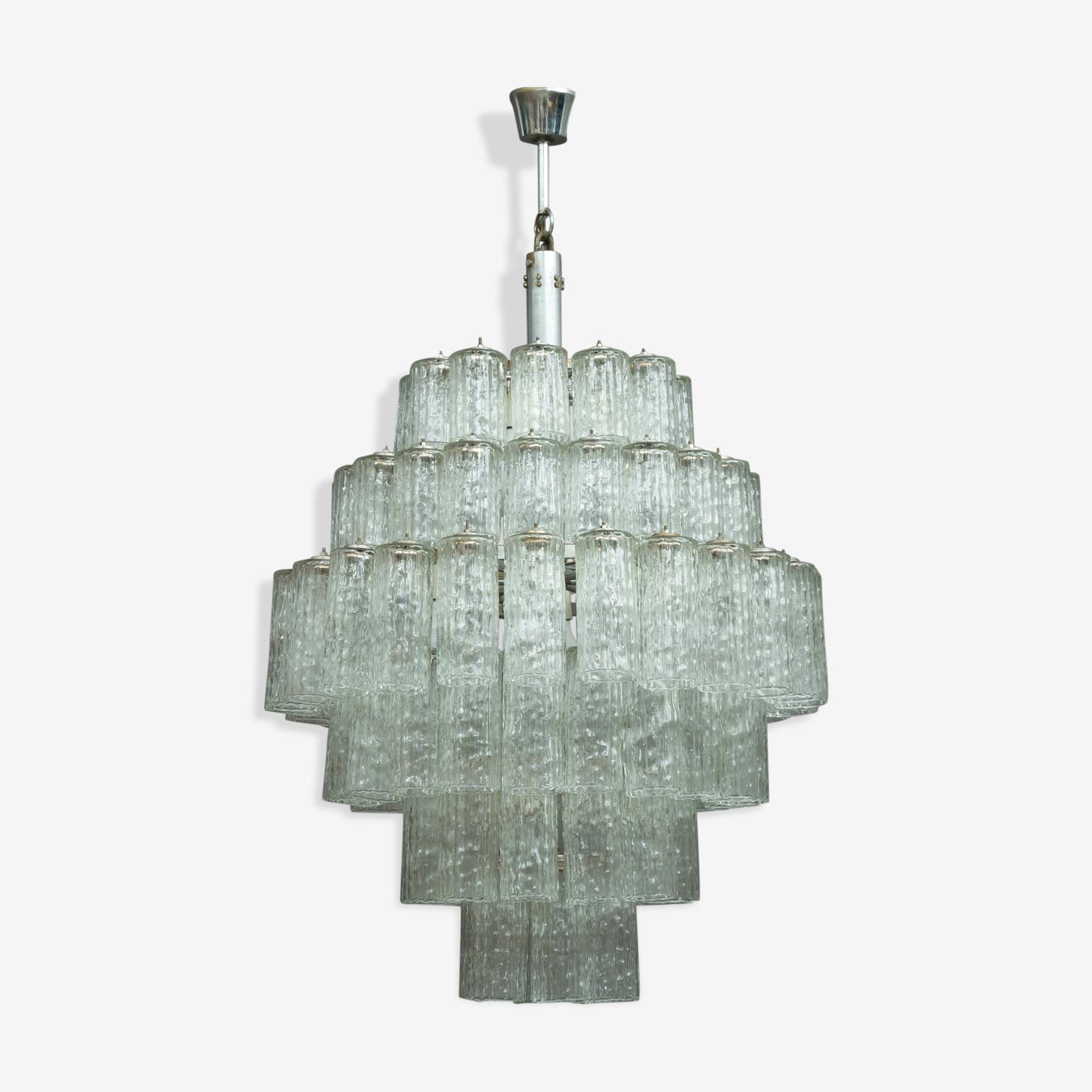 Lustre verre de Murano