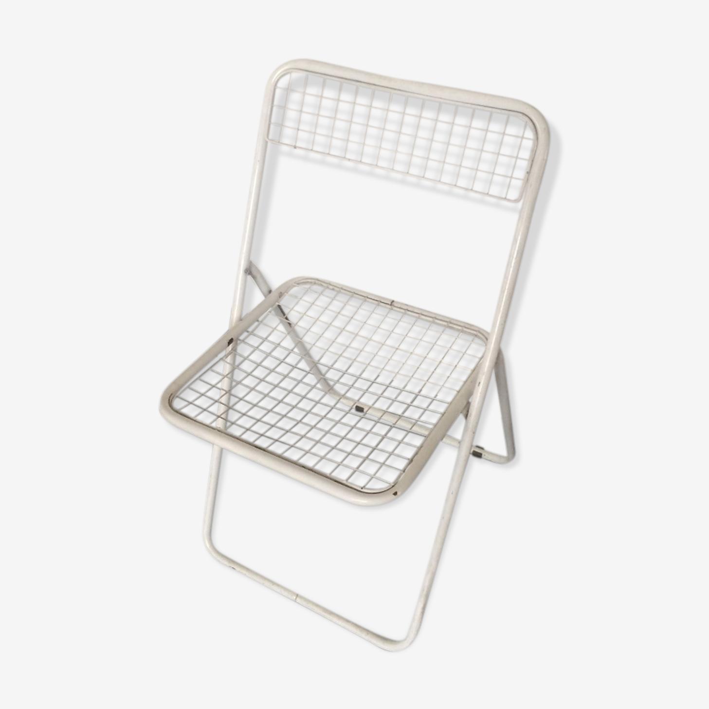 Chairs 'net ted' by Niels Gammelgaard, 1978