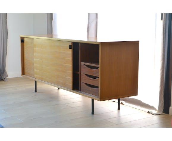 """Model 196"" sideboard by Alain Richard Meubles TV 1950"