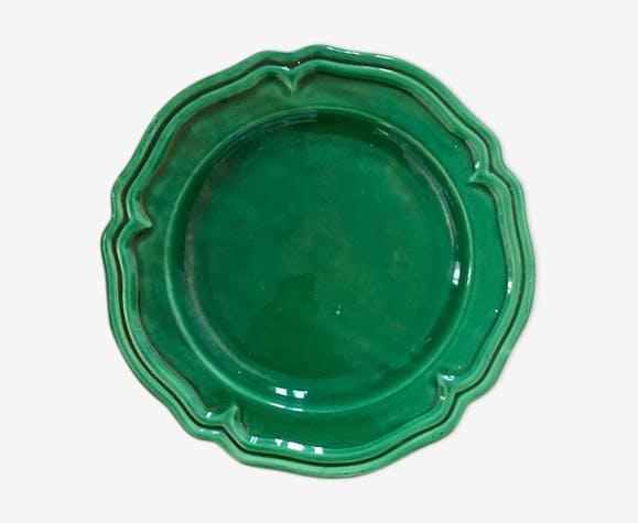 Ceramic dish - Cerenne - Vallauris