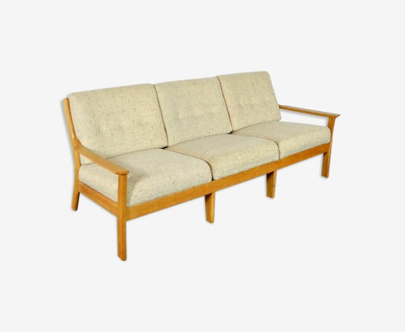 Canapé  scandinave vintage 1960