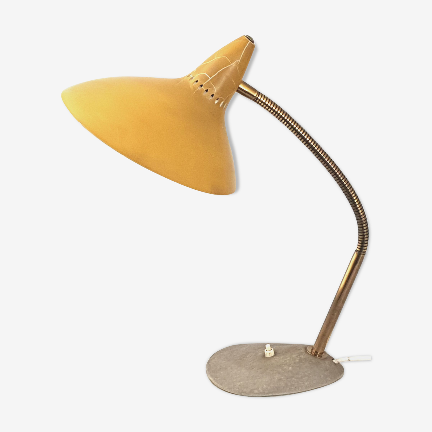 1950's vintage table lamp