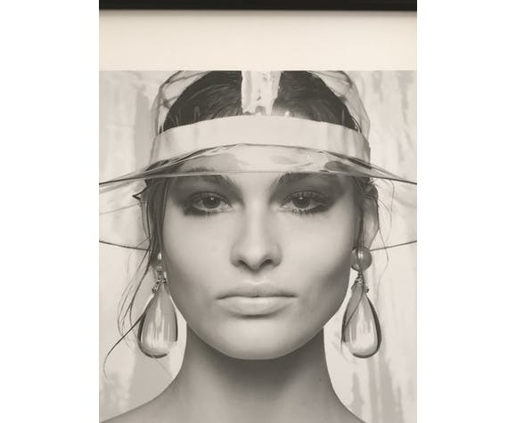 Chanel - photo de Karl Lagerfeld - collection 2018