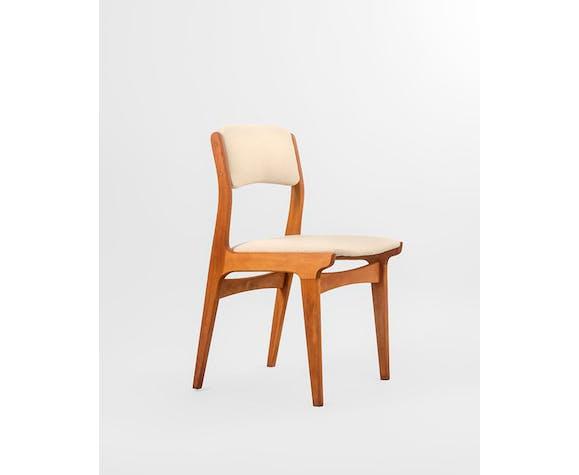 Ensemble de 2 chaises scandinaves du milieu du siècle, Suède, années 1960